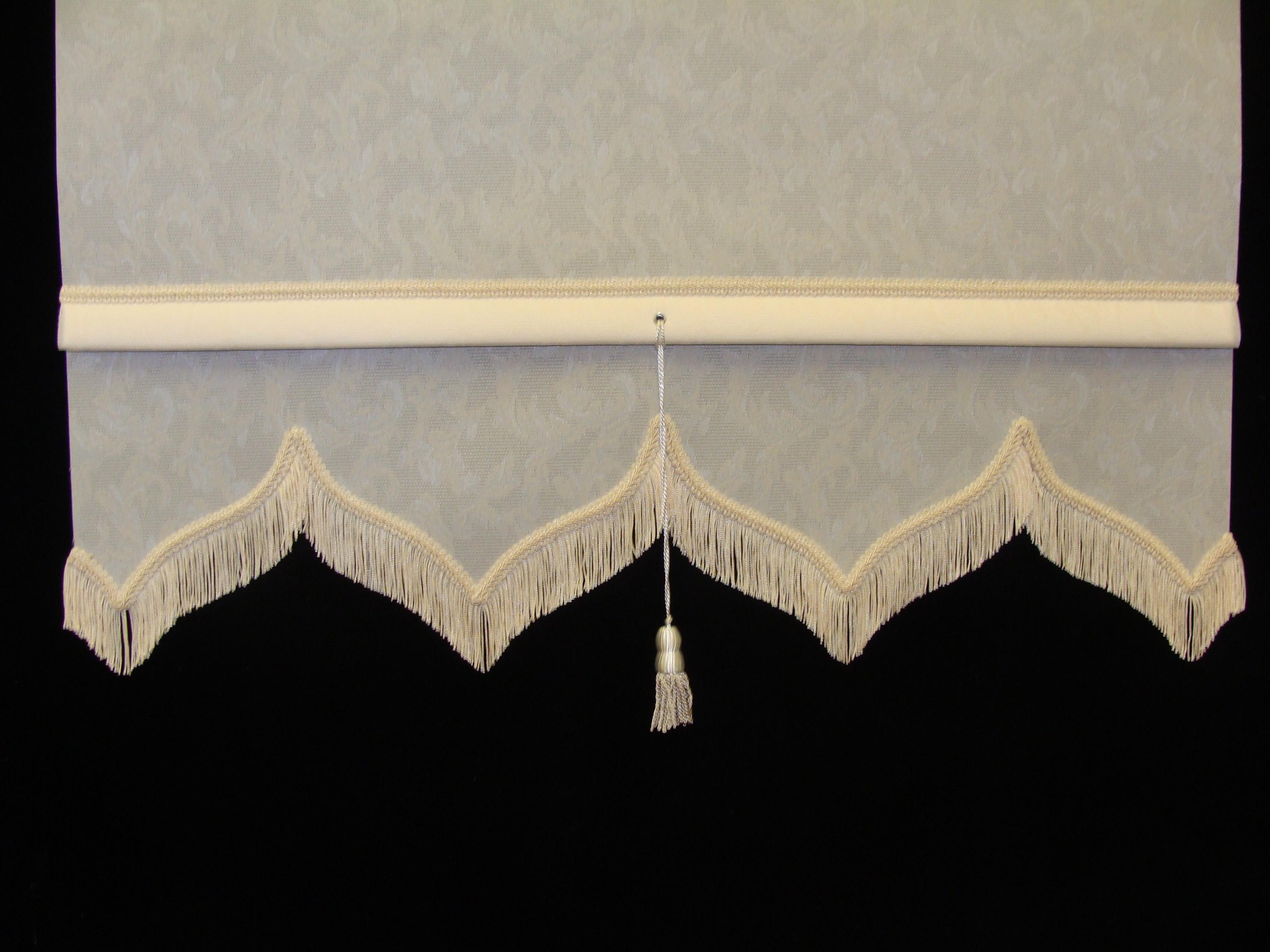 scalloped window shades interior lydia roller shade styles alameda shop